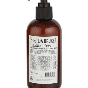 L:A Bruket No 92 Sage/Rosemary/Lavender Käsivoide 250 ml