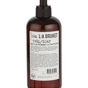 L:A Bruket No 94 Sage/Rosemary/Lavender Nestesaippua 450 ml