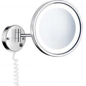 LED-meikkipeili Smedbo 5-kertainen suurennus