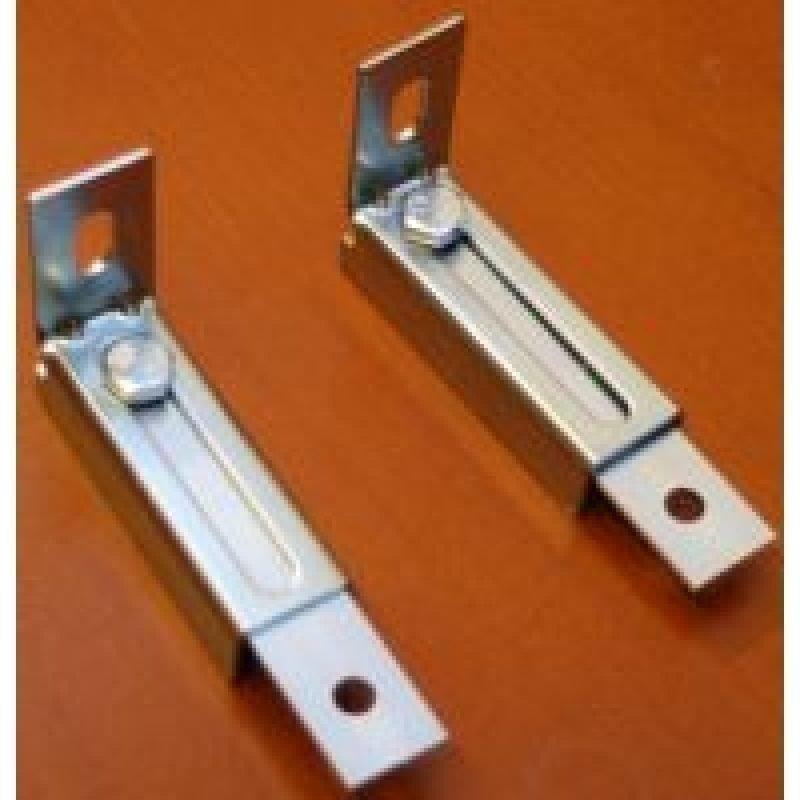 LIV WC-elementin seinäkiinnikesetti sis. 2 kiinnikettä