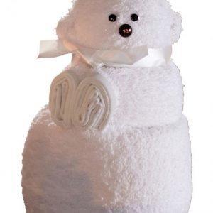 Lahjasetti Karhu Valkoinen