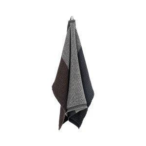 Lapuan Kankurit Terva Käsipyyhe Musta / Multi / Ruskea