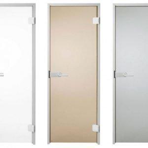 Lasiväliovi / kostean tilan ovi GlassHouse Deluxe 7 -9x19-21