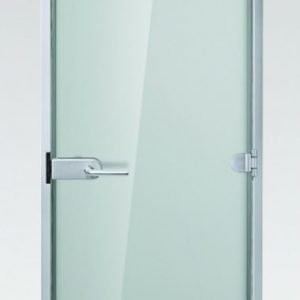 Lasiväliovi / kostean tilan ovi GlassHouse Economy lasi 7-9x20-21