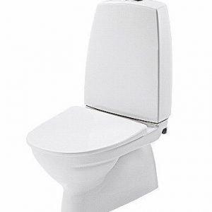 Lasten WC-istuin IDO 682001811 2-huuhtelu valkoinen pehmeä kansi