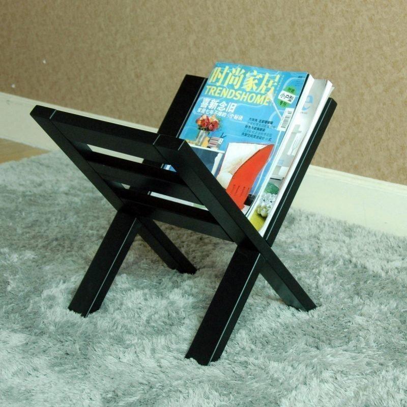 Lehtiteline Tammiholma T-Lux 33x37x36 cm musta