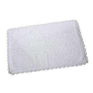 Lene Bjerre Kylpyhuonematto Valkoinen