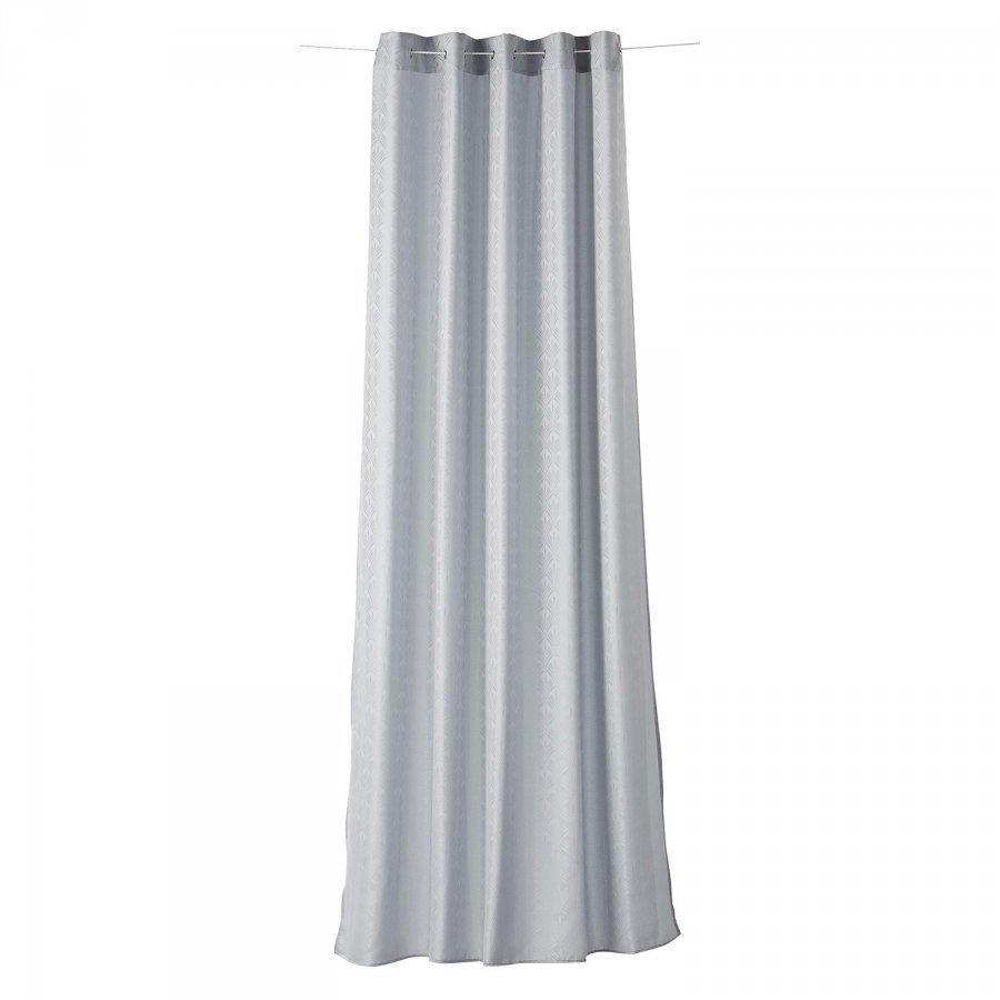 Lene Bjerre Rishia Suihkuverho 150x200 Cm Grey Mist