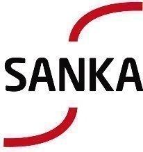 Levennysprofiili Sanka LINC/SYNC valkoinen 50 mm