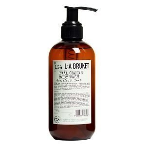 Lilla Bruket Nestesaippua Grapefruit Leaf 250 Ml