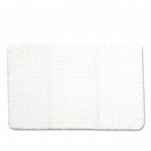 Living Bas Bath Mat Kylpyhuonematto Valkoinen 50x80 Cm