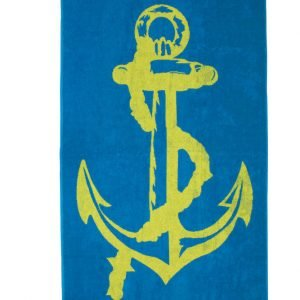Lord Nelson Victory Anchor Rantapyyhe 80x160 Cm