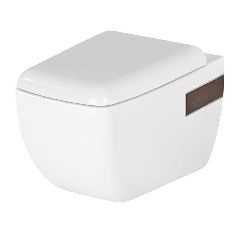 Malmö Seinään asennettava WC-istuin
