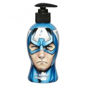 Marvel 2in1 Suihkugeeli / Shampoo 300 Ml