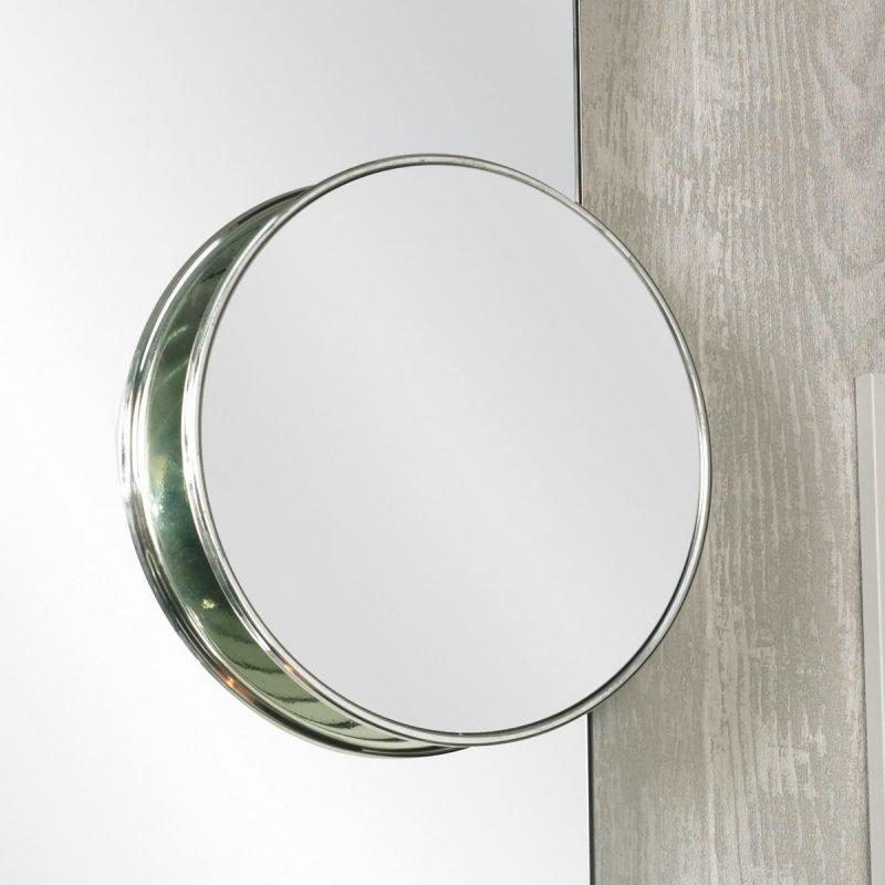 Meikkipeili Noro Gloss kromi Ø115 mm