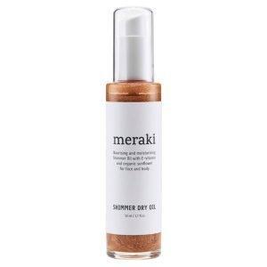Meraki Shimmer Dry Öljy 50 Ml
