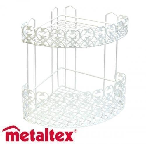 Metaltex Florenz Kulmahylly 2-Osainen