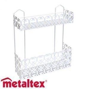 Metaltex Florenz Suorahylly 2-Osainen
