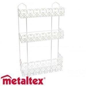 Metaltex Florenz Suorahylly 3-Osainen