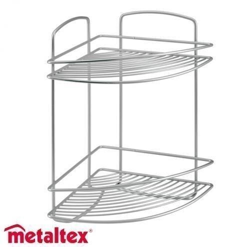 Metaltex Onda Kulmahylly 2-Osainen