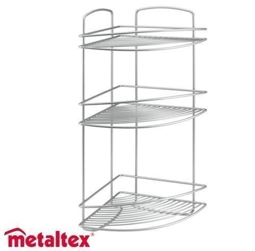 Metaltex Onda Kulmahylly 3-Osainen