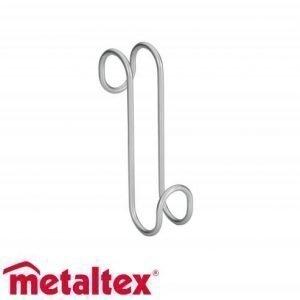 Metaltex Radius Suihkuseinän Koukku