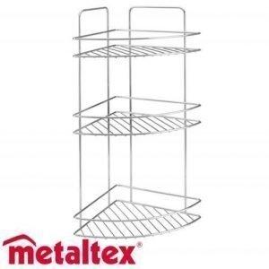 Metaltex Reflex Kulmahylly 3-Osainen