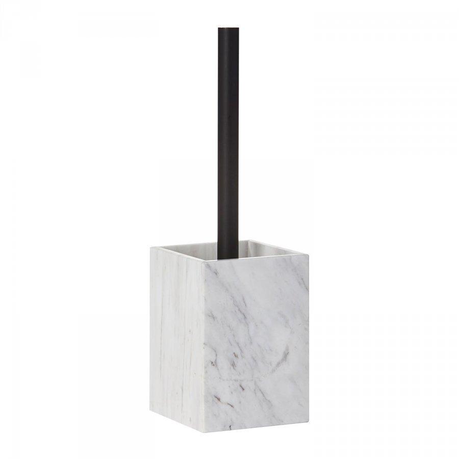 Mette Ditmer Marble WC-harja Valkoinen