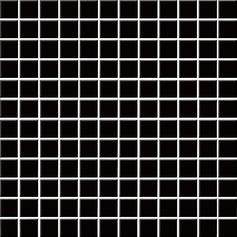 Mosaiikki 30x30 Musta