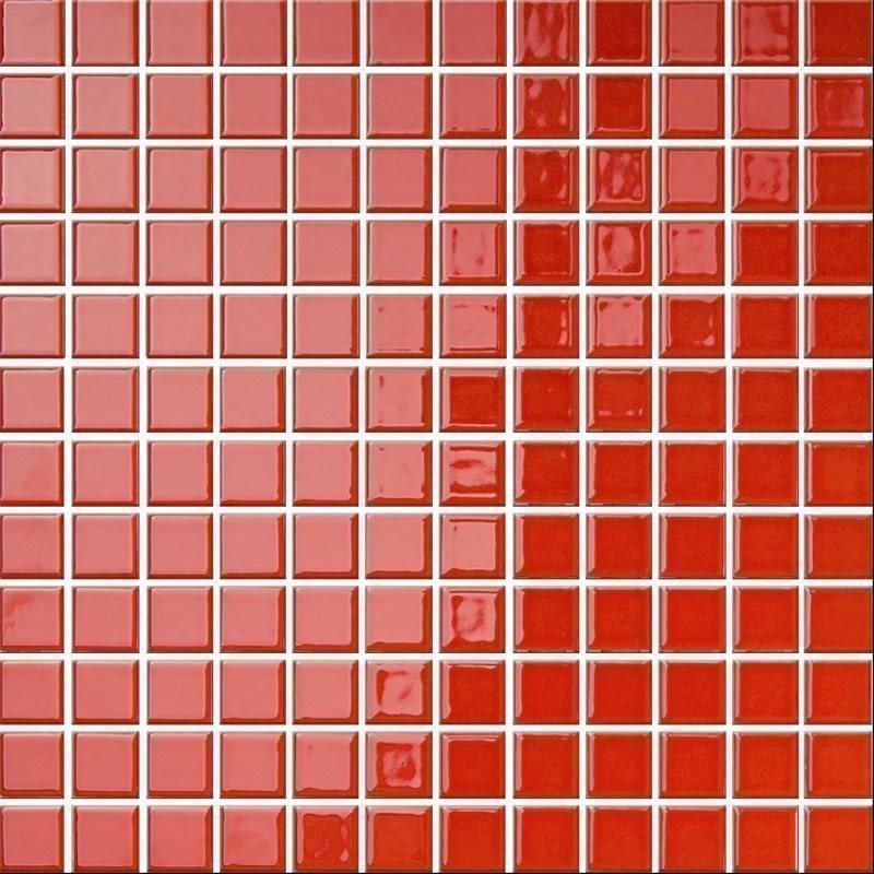Mosaiikki 30x30 Punainen