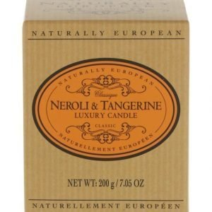 Naturally European Naturally European Classique Neroli & Tangerine Luxury Tuoksukynttilä
