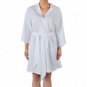 Navy Stories Melange Kimono Aamutakki Valkoinen