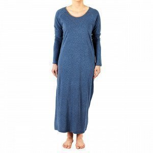 Navy Stories Melange Nightgown Yöpaita Mariininsininen M