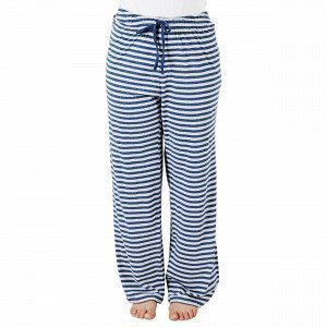 Navy Stories Stripe Pyjama Pants Pyjamahousut Mariininsininen L