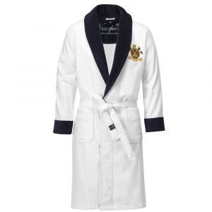 Newport Yacht Club Bathrobe Medium Kylpytakki