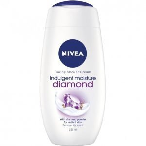 Nivea Diamond Touch Cream Suihkusaippua 250 Ml