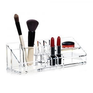 Nomess Copenhagen Clear Make Up Organiser Clear Meikkiteline