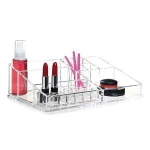 Nomess Copenhagen Clear Make Up Organiser Xl Clear Meikkiteline