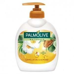 Palmolive Naturals Camellia Oil And Almond Nestesaippua 300 Ml