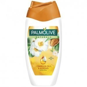 Palmolive Naturals Camellia Oil And Almond Suihkusaippua 250 Ml