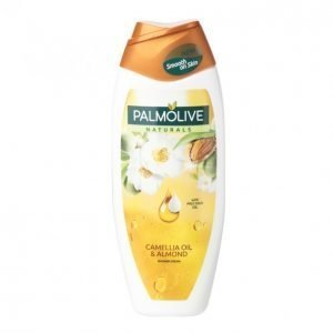 Palmolive Naturals Camellia Oil And Almond Suihkusaippua 500 Ml