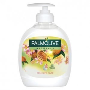 Palmolive Naturals Delicate Care Nestesaippua 300 Ml