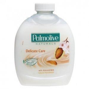 Palmolive Naturals Delicate Care Nestesaippuan Täyttö 300 Ml