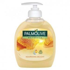 Palmolive Naturals Nourishing Nestesaippua 300 Ml