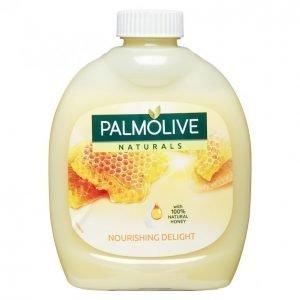 Palmolive Naturals Nourishing Nestesaippuan Täyttö 300 Ml