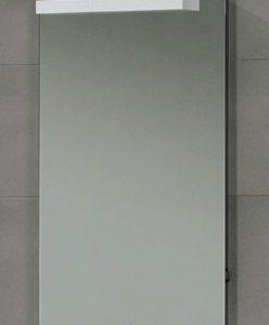 Peili LED-valaistuksella 3.8W/IP 44 Villeroy & Boch Memento C304 600x750x50/170 mm lakattu mattavalkoinen