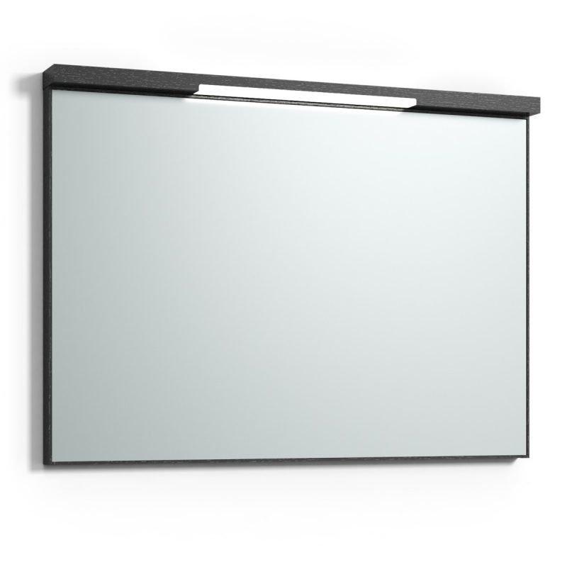 Peili Svedbergs Stil Top-Mirror 100 musta tammi