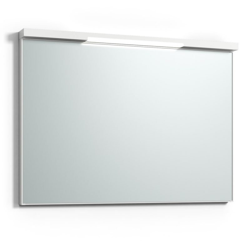 Peili Svedbergs Stil Top-Mirror 100 valkoinen