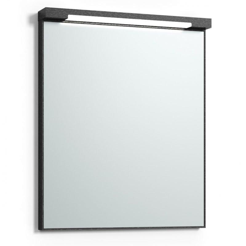 Peili Svedbergs Stil Top-Mirror 60 musta tammi
