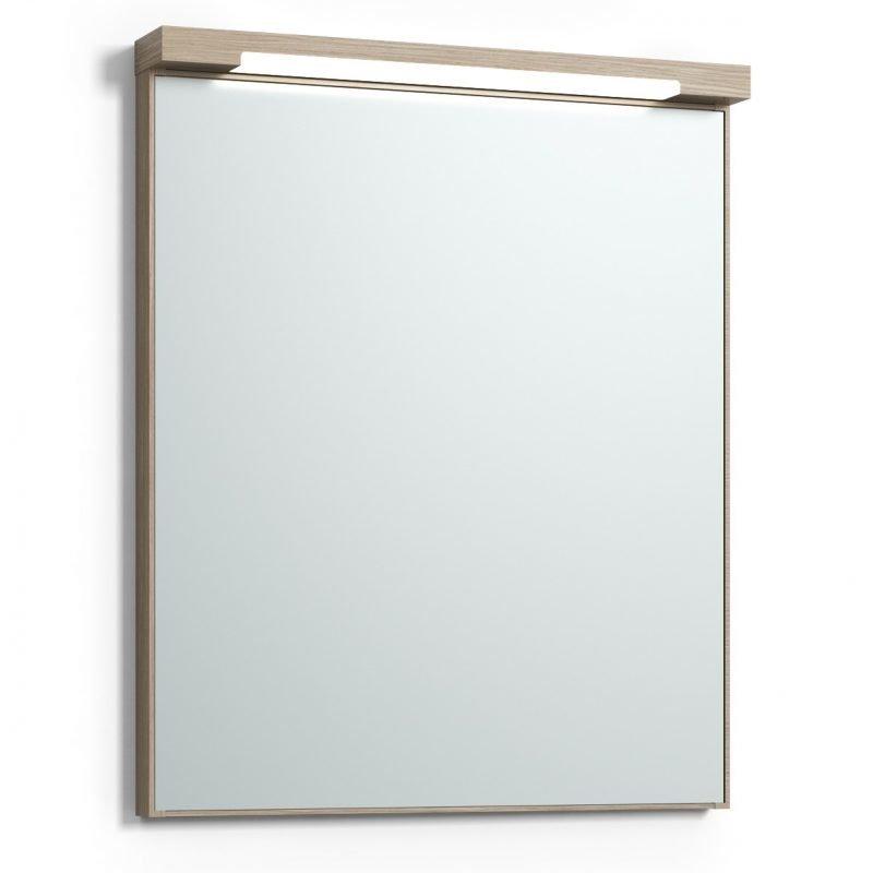 Peili Svedbergs Stil Top-Mirror 60 vaalea tammi